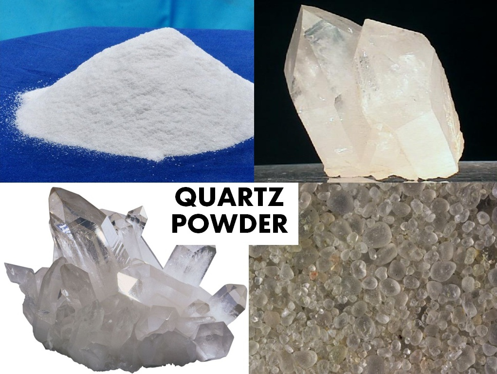 Supplier, Manufacturer of Quartz Powder in India