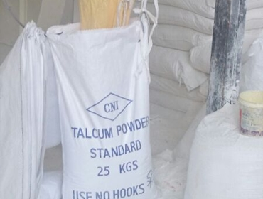 Supplier, Manufacturer of Talc Powder Thailand